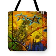 for the benefit of mr. Kite Tote Bag