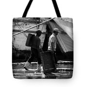 For The Catch Tote Bag