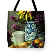 For The Day Book Tote Bag