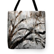 For The Grace Of The Beauty Of A Aged Tree Tote Bag