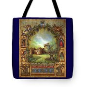 For The Love Of Castles Tote Bag