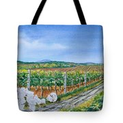 For The Love Of Chickens Tote Bag