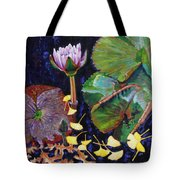For The Love Of Color Tote Bag