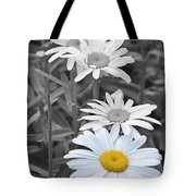 For The Love Of Daisy Tote Bag