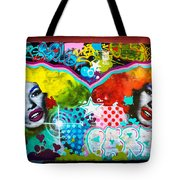 For The Love Of Jane Tote Bag