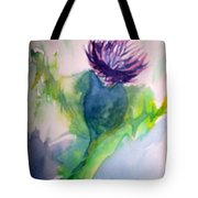 For The Love Of Purple Tote Bag