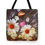 For The Love Of Summer And Life Tote Bag