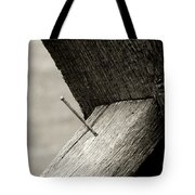 For Want Of A Nail Tote Bag