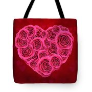 For You, For Love Tote Bag