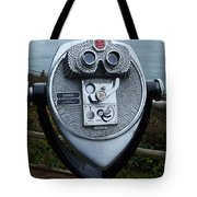 For Your Eyes Only Tote Bag