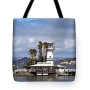 Forbes Island Tote Bag