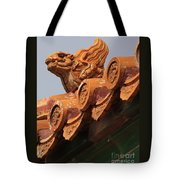 Forbidden City Guardian Tote Bag