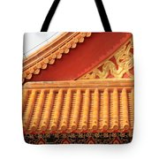 Rooftop Splendor Tote Bag