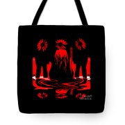 Forbidden City Waltz Tote Bag