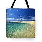 Forbidden Island Tote Bag
