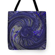 Force Of Nature Tote Bag by Tim Allen