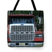 Ford 9000 Power And Confort... Tote Bag