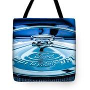 Ford Air Filter Lid Tote Bag