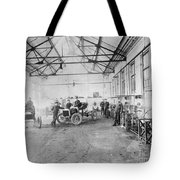 Ford Auto Factory Tote Bag