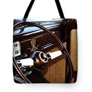Ford Beauty Tote Bag