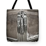 Ford Chrome Grille Tote Bag