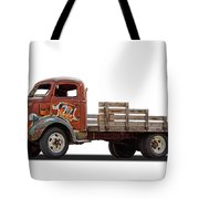 Ford Classic 7 Up Truck Tote Bag