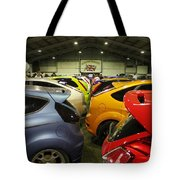Ford Colours Tote Bag