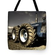 Ford County 4x4 Tote Bag