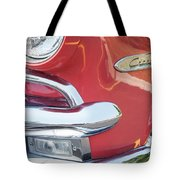 Ford Crestline Tote Bag