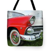 Ford Crown Victoria Tote Bag