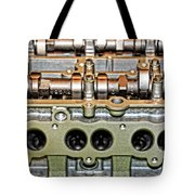 Ford Ecoboost Cylinder Head Tote Bag