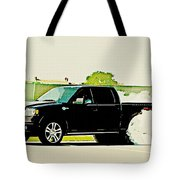 Ford F-150 Tote Bag