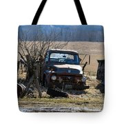 Ford F-600 Tote Bag