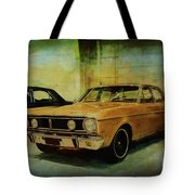 Ford Falcon Xt Gt Tote Bag