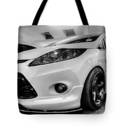 Ford Fiesta In Hdr Tote Bag