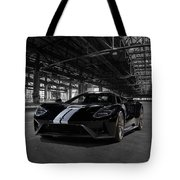 Ford Gt '66 Heritage Edition Tote Bag