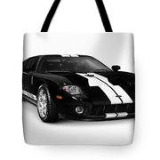 Ford Gt Supercar Tote Bag