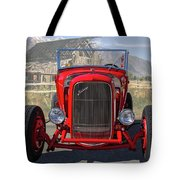 Ford Hiboy Hot Rod Tote Bag