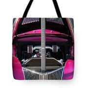 Ford Hot Rod Grille Tote Bag