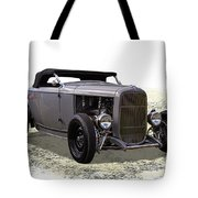 Ford Hot Rod Roadster Tote Bag