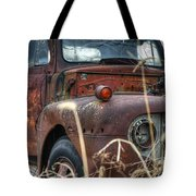 Ford In A Field Tote Bag