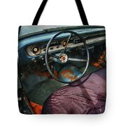 Ford Interior Tote Bag