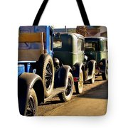 Ford Lineup Tote Bag
