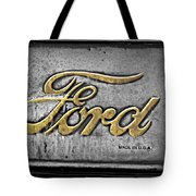 Ford Made In The Usa Tote Bag