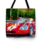 Ford Mark Four Tote Bag