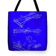 Ford Motor Vehicle Drawing 1d Tote Bag