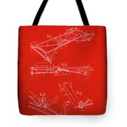 Ford Motor Vehicle Drawing 1e Tote Bag