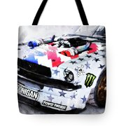 Ford Mustang Hoonicorn - 04 Tote Bag