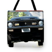Ford Mustang Mach 1 Tote Bag