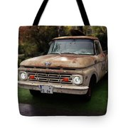 Ford Pickup, Ford 1964 Tote Bag